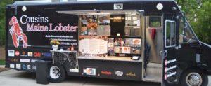 Food Truck Mondays: Cousins Maine Lobster