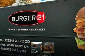 Food Truck Monday: Burger 21